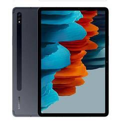Планшет Samsung Galaxy Tab S7 T870 Wi-Fi 6/128Gb Mystic Black Qualcomm Snapdragon 865 Plus 8000 мАч