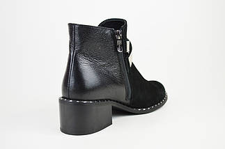 Ботинки замшевые с ремешками Kluchini 13081, фото 2