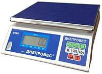 Фасовочные настольные весы Ф998-Л