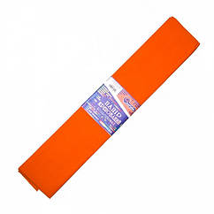 Креп-Бумага 55%, Размер 50*200см, 20г/м2 Оранжевый
