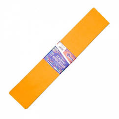 Креп-Бумага 55% Размер 50*200см, 20г/м2, Светло-Оранжевый