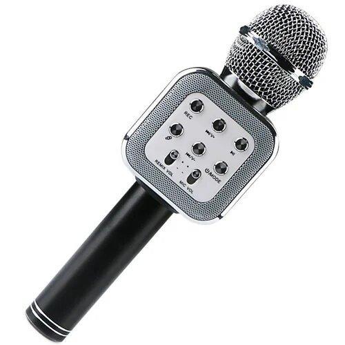 Беспроводной микрофон-караоке WS-1818 Черный