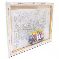 Картина за номерами Ідейка «Яскрава Феррарі» 40x50 см (КНО2515), фото 3