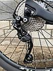 "Велосипед BATTLE МТB 27.5-17"" SUMMIT 780, ГРАФИТ, фото 2"