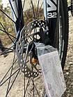 "Велосипед BATTLE МТB 27.5-17"" SUMMIT 780, ГРАФИТ, фото 8"
