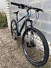 "Велосипед BATTLE МТB 27.5-17"" SUMMIT 780, ГРАФИТ, фото 9"