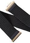 Широкий еластичний ремінь, корсет ширина 6,5 см H&M чорний, фото 2