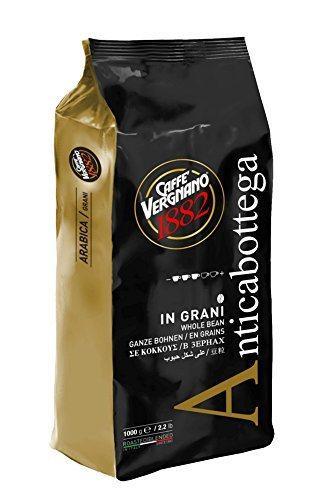 Кофе в зернах Vergnano Anticabottega 1кг