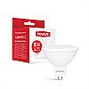 Лампа світлодіодна MAXUS 1-LED-713 5W MR16 3000K 220V GU5.3