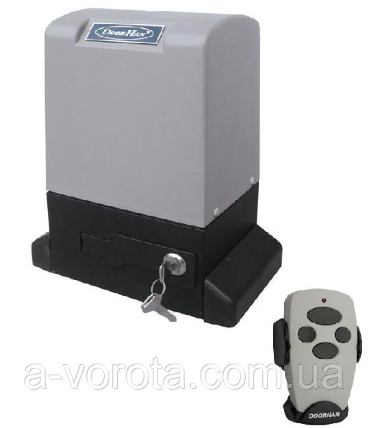 Doorhan Sliding 2100 — автоматика для откатных ворот (вес створки до 2100 кг)