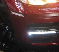 Штатные дневные ходовые огни (DRL) для BMW X6