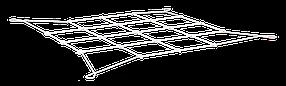 Эластичная сетка для гроубокса Secret Jardin WEB IT 120x60см, фото 3