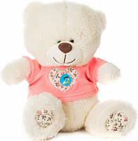 Мягкая игрушка Lava Медвежонок Сэмми в кофточке gLA8733J