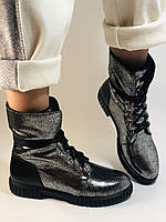 Зимние ботинки. Турция. Натуральный мех, натуральная кожа.  Р 36.37.38., фото 2