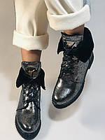 Зимние ботинки. Турция. Натуральный мех, натуральная кожа.  Р 36.37.38., фото 8