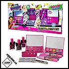 Набор детской косметики для макияжа и маникюpа   Детская косметика   Kocмeтичecкий нaбop для дeвoчки J-215, фото 2