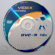 Диск Videx DVD-R x16 Mamba