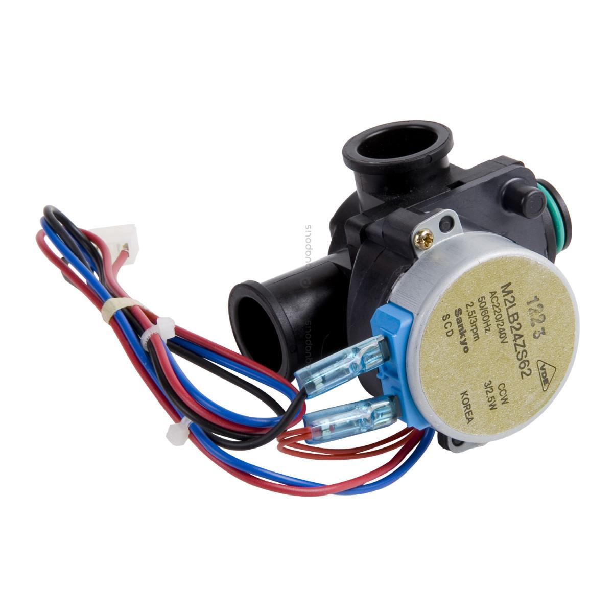 Трехходовый клапан с приводом для котла DAEWOO GASBOILER