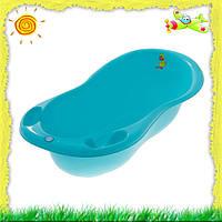 Ванна детская большая с термометром Tega Baby