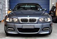 Штатные дневные ходовые огни (DRL) для BMW 3 E46 T2