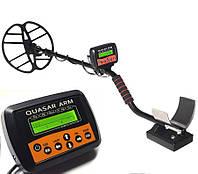 Металлоискатель КВАЗАР АРМ с регулятором тока TX и FM трансмиттером/Quasar ARM с дискриминацией (глубина 2 м)