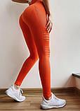 Лосины спортивные для занятий фитнесом и спортом М4221, фото 3