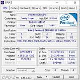 1155 Материнская плата Asus P8B75-M + Процессор Pentium G640, фото 2