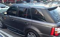 Ветровики Ленд ровер Рейдж Ровер Спорт | Дефлекторы окон Land Rover Range Rover Sport I 2005-2012