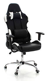 Офисное кресло RACE EX, эко-кожа, функция поддержки спины