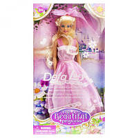 """Кукла невеста """"Defa Lucy"""" (в розовом платье), DEFA, куклы,игрушки для девочек,детские игрушки,пупс"""