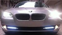 Штатные дневные ходовые огни (DRL) для BMW 5 F10