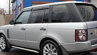 Дефлекторы оконLand Rover Range Rover III 2002-2012 | Ветровики Ленд ровер Рендж Ровер