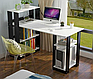 Стол компьютерный СК-5 (атланта + венге), фото 4