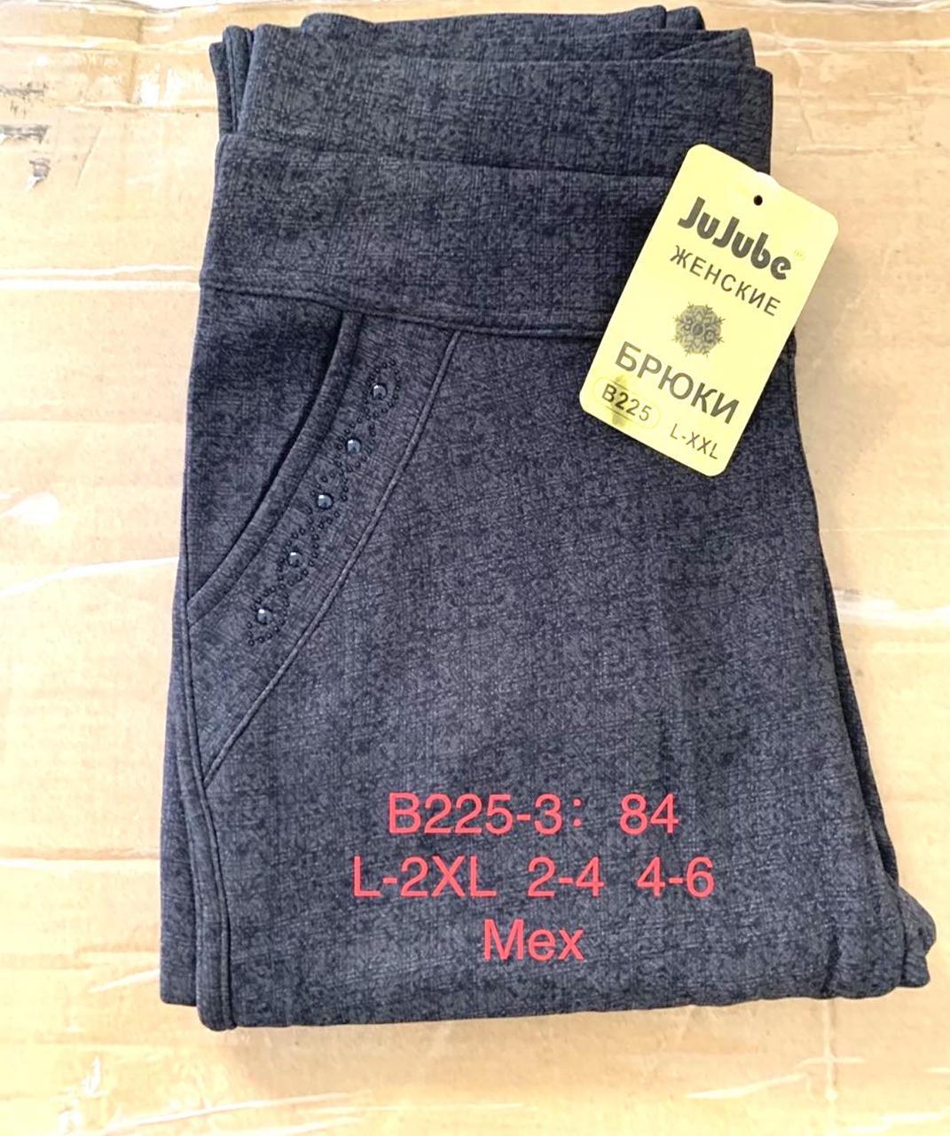 Лосіни жіночі зимові теплі на хутрі термо, розмір L-2XL, 2XL-4XL, 4XL-6XL (від 6 шт )