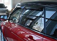 Дефлекторы окон Land Rover Range Rover Evoque 5d 2011 | Ветровики Ленд ровер Ренж Ровер Евок