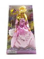 """Кукла """"Defa Lucy"""" с сумкой (в розовом платье), DEFA, куклы,игрушки для девочек,детские игрушки"""