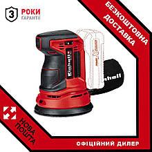 Ексцентрикова шліфмашина Einhell TE-RS 18 Li - Solo