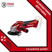 Кутова шліфмашина Einhell TC-AG 18/115 Li - Solo
