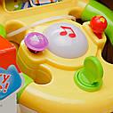 Игрушка На Присоске - Умный Руль (Украинский) Kiddieland Steering Wheel 058305, фото 4