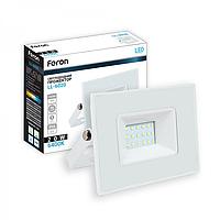 Світлодіодний прожектор LED Feron LL-6020 20W, фото 1
