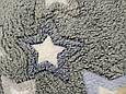 Плед пухнастий м'який з мікрофібри Євро 200*220, фото 4