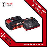 Акумулятор Einhell 18V 4,0Ач Starter-Kit Power-X-Change