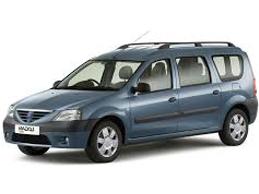 Авточехлы для Dacia (Дачия) Logan MCV 1 2006-2012
