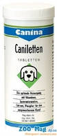 CANILETTEN - активный кальций (300г) 150табл.  Canina