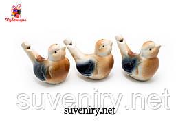 Детские свистульки керамические водяные
