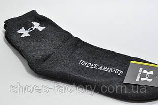 Мужские махровые носки Under Armour, Grey