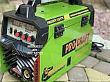 Инверторный сварочный полуавтомат Procraft SPH-310P, фото 6
