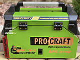 Инверторный сварочный полуавтомат Procraft SPH-310P, фото 7