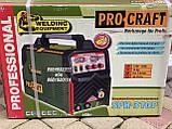 Инверторный сварочный полуавтомат Procraft SPH-310P, фото 10