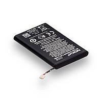 Внутренний аккумулятор для смартфона Nokia BV-5JW/Lumia 800 AAAA, Li-pol, 58,5х5,5х38мм, 1450mAh, 3.8V,